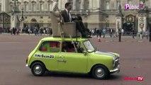 Exclu vidéo : Mr Bean : 25 ans d'humour célébrés à Londres !