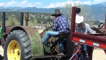 30 Russel Steam Engine Tractor Pulling     Pro Stock Style