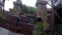 Indiana Jones and the temple of doom - Disneyland Paris - GoPro Hero 3 Black Edition