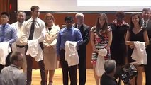 White Coat Ceremony 2015, 4 of 5: Presentation of White Coats