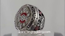 2014 OSU Ohio State Buckeyes Sugar Bowl Champions Ring.