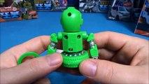 4 Bonjour voiture caméra robot robot de combat de l'expansion, la plaque supérieure de jouets Bonjour Carbot robot de combat haut de la plaque de jouets