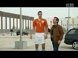 Robin van Persie in Holland car ads