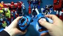 Ou robot évolution Y a 1 minute dans la transformation de la transformation de la vidéo jouet Tobot Évolution Y transformation en 1 Min