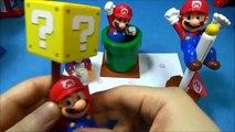 Mcdonald's happy meal Super Mario jeux et jouets Mcdo happy meal Super Mario Jouets+Microsizers