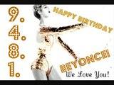 Happy Birthday Beyonce Tribute