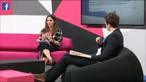 Emma Watson Stream Facebook Womens Day #HeForShe March 8th 2015 - PART 4/4