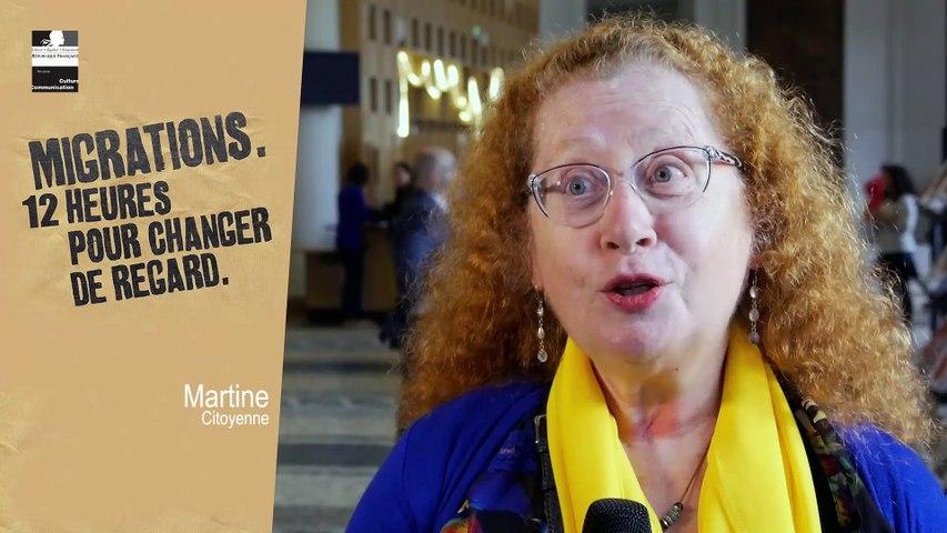 #ChangerDeRegard - Martine