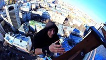 """AlexandeR RusinoV/Dangerous Games 3 - """"NOT ONE STEP BACK"""" / Extreme Parkour and Freerunning 2014"""