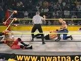 AJ Styles vs. Jerry Lynn vs. Low Ki (7.8.2002)