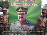 "Pakistan Muslim League (Q) Sindh held a historic ""Salam e Shuhada Rally"" led by President PML Sindh Haleem Adil Sheikh"
