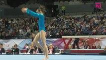 CATHERINE LYONS - Floor - 2013 British Championships - Apparatus Finals