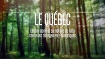 Le Québec en action dans la lutte contre les changements climatiques