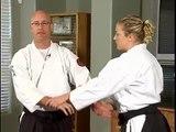 Aikido Basics: Double Wrist Grab : Aikido Double Wrist Grabs: Ude Garami