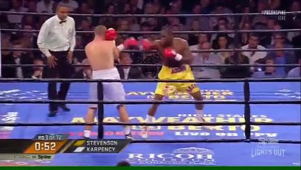 Adonis Stevenson Vs Tommy Karpency Full Fight