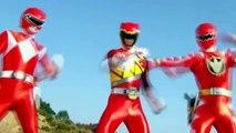 Power Rangers Dino Charge - Team Up w/ Dino Rangers