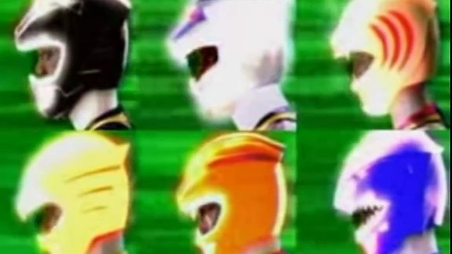 Power Rangers Top 10 Morphing Sequences