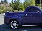 2004 Chevrolet SSR Used Cars Spring Valley CA