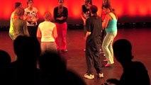 "Workshop-Präsentation ""Tanz-Sauna"" & ""BeatBox"" & ""New York Houseclub"""