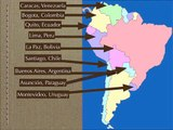 Spanish Speaking Countries and Capitals Rap Song - video ...