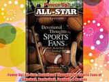 Power Up! All-Star: Devotional Thoughts for Sports Fans of Baseball Basketball Football & Hockey
