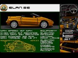 Commodore Amiga: Lotus Turbo Challenge 2 - Intro
