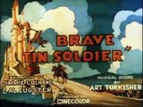 UB Iwerks ComiColor Cartoon - The Brave Tin Soldier - Classic Cartoon
