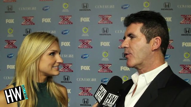 Simon Cowell Talks One Direction 'Midnight Memories' & X-Factor!