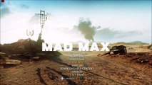 """Mad Max Stress Test- FPS on Nvidia GTX 660- """"Max""""ed out settings and High"""