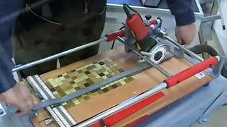 Electric tile saw for Mosaic and Tiles