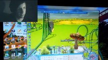 Let's Play Roller Coaster Tycoon 3: Corkscrew Coaster!   #3