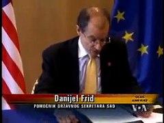 SAD potpisale sporazum o ucescu u EULEX u