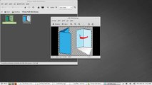 Scribus Video Tutorial - Part 5 - Three fold Brochure 1 of 4 - Laying Out and Layers