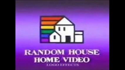 Random House Home Video Logo Effects Video Dailymotion
