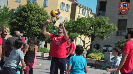 Le GFCA volley à la fête du sport