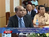 Lao NEW on LNTV: Lao National Television launches Lao News in Vietnamese language.3/9/2015