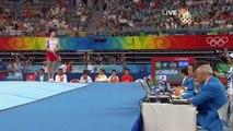 Kohei Uchimura - Floor Exercise - 2008 Olympics All Around
