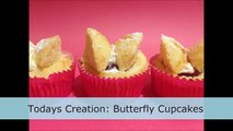 Butterfly Cupcakes | Christophers Cooking Creations