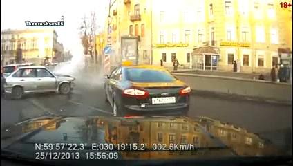 Auto Moto amusant, accidents de la route, accident de la route