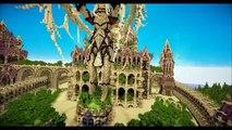 Minecraft - Top 10 Minecraft Creations - 2015 [HD] - Best Minecraft Creations / Animation