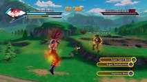 DRAGON BALL XENOVERSE super spirit bomb