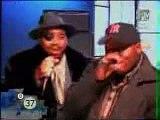 Rahzel and Slick Rick - Beatbox   Freestyle at MTV