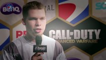 OpTic Crimsix words before the final Match Optic Gaming vs Denial ESWC PARIS 2015