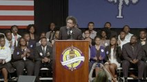 "Dr. Cornel West Speaks Highly Of Bernie Sanders At Benedict College ""He's Calling For A Political Revolution!"" [Full Episode]"