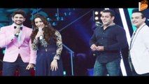 Salman Khan, Adnan Sami Promotes BAJRANGI BHAIJAAN at Indian Idoll Junior