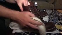 Red Wing Shoes Boot Care - Shoe Shine Autonomous Sensory Meridian Response