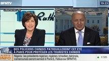Des policiers chinois en France pour protéger les touristes chinois