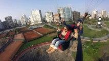 Betty Paragliding Miraflores Peru