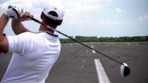 Golf Ball vs Mercedes 2012 SLS AMG Roadster HD
