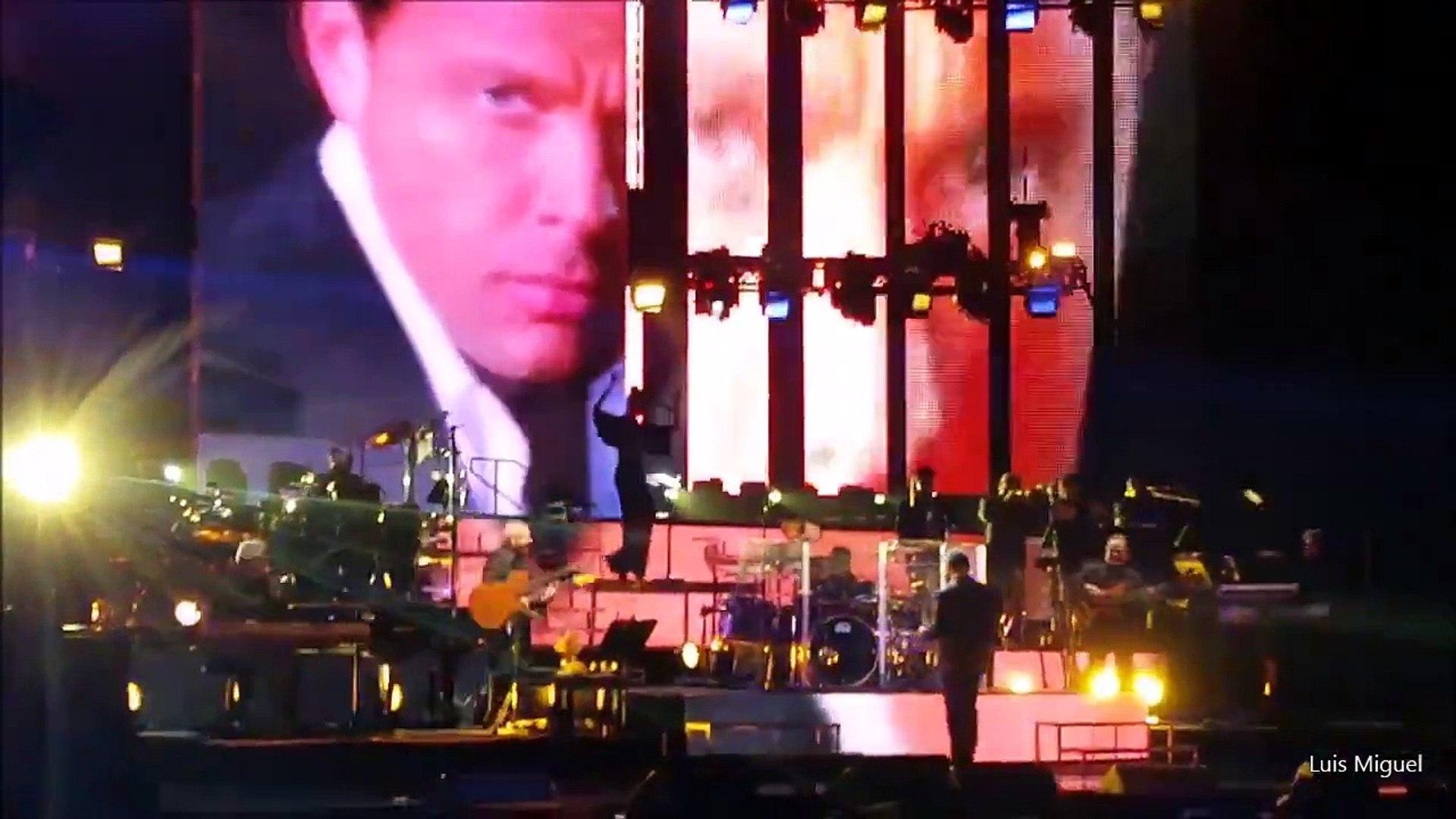 Luis Miguel Salt Lake City 11 sept 2015 - Suave/La última noche/Amor,amor,amor